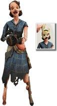Bioshock II (Series 3) Little Sister(Single Unit) /Figures