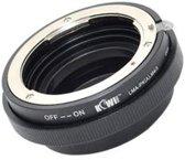 Kiwi Photo Lens Mount Adapter Camera LMA-PK_4/3