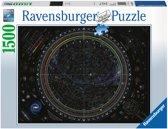 Ravensburger Het universum 1500stuk(s) puzzel