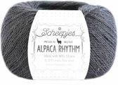 Scheepjes Alpaca Rhythm Hip Hop (665) PAK MET 10 BOLLEN a 25 GRAM.