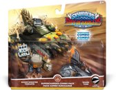 Skylanders Superchargers Dual Pack 1 Terrafin / Shark Tank
