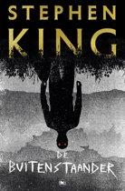 Boek cover De buitenstaander van Stephen King (Onbekend)