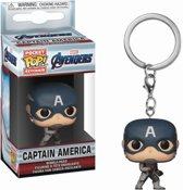 FUNKO Pocket Pop Keychain: Marvel Avengers Endgame - Captain America