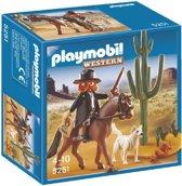 Playmobil Sheriff te Paard - 5251