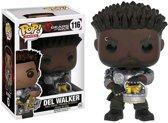 Funko / Games #116 - Del Walker (Gears of War) Pop!
