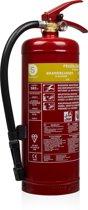 Smartwares FEX-15230 SB3 Brandblusser – Schuim – 3 l/kg – Brandklasse AB – Inclusief ophangbeugel