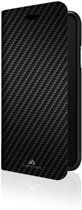"Black Rock Booklet ""Flex Carbon"" voor Apple iPhone Xs, Zwart"