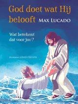 Boekomslag van 'God doet wat Hij belooft'