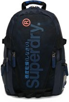 Superdry Tarp Backpack Fade Camo Navy