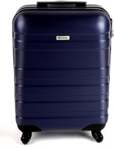 Adventure Bags Handbagage Trolley Donker Blauw