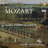Mozart: Early String Quartets, Vol. 2