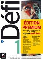 Défi 1 livre de l'éléve + CD Edition Premium