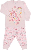 Fun2Wear Unicorn Pyjama Rose - Maat 62