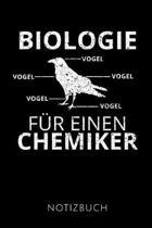 Biologie F r Einen Chemiker Notizbuch