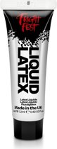 Halloween -  Vloeibare latex schmink/make-up tube 12 ml - Halloween FX make-up nephuid/wonden maken