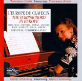 1-CD CHANTAL PERRIER-LAYEC - THE HARPSICHORD IN EUROPE
