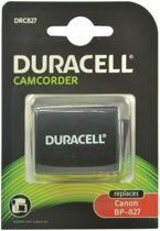 Duracell accu voor - CANON BP-827