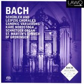 Bach, Sch??Bler And Leipzig Chorales