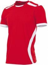 Hummel Club KM - Voetbalshirt - Mannen - Maat L - Rood