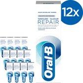 Oral-B Tandvlees & Glazuur Repair Zachte Whitening Tandpasta - Voordeelverpakking - 12x75ml