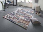 Design vloerkleed Cavaillon Elle Decor - meerkleurig 160x230 cm
