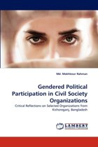Gendered Political Participation in Civil Society Organizations