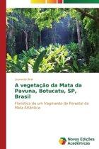 A Vegetacao Da Mata Da Pavuna, Botucatu, Sp, Brasil