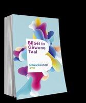 Bijbel in gewone taal scheurkalender 2019