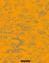 Blume Notizbuch