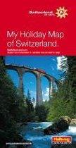 Meine Ferienkarte Schweiz 1 : 303 000. Strassenkarte