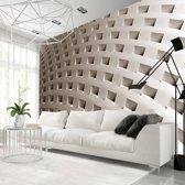 Fotobehang - Moderne constructie