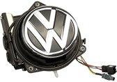 VW Golf 7 Achteruitrijcamera Camera Discover Pro Media Golf 7.5 Sportsvan Variant Gti Gte Tdi Tsi G