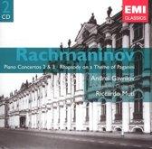 Rachmaninov: Piano Concertos 2