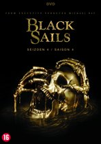 BLACK SAILS SSN 4 (4-DVD)