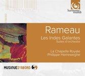 Rameau: Les Indes Galantes Suites d'Orchestre / Herreweghe et al