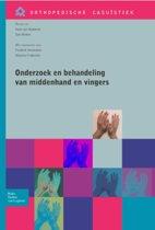 Orthopedische Casu stiek - Onderzoek en behandeling van de middenhand en vingers