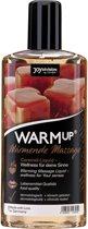 Joy Division-Warmup Karamell - 150 ml - Massageolie
