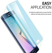 Samsung Galaxy S6 Edge Tempered Glass Glazen Gehard Screen Protector 2.5D 9H (0.3mm) - Transparant