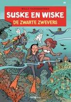 Boek cover Suske en Wiske 342  - De zwarte zwevers van Luc Morjaeu (Paperback)