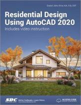 Residential Design Using AutoCAD 2020