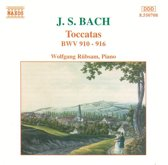Bach: Toccatas BWV 910-916 / Wolfgan Rubsam