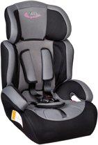 TecTake autostoel - 9 tot 36 kg - grijs /zwart - 400182