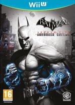 Batman: Arkham City - Armored Edition /Wii-U
