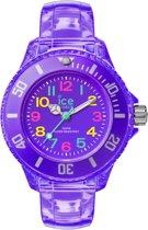 Ice-Watch IW001326 Horloge - Kunststof - Paars - 30 mm