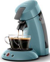 Philips Senseo Original HD6553/20 - Koffiepadapparaat - Ochtendmist blauw