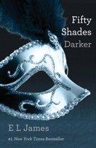 Boek cover Fifty Shades Darker van E L James