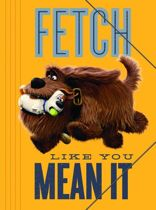 The Secret Life op Pets - Fetch like you mean it - Elastomap - A4 - Multi