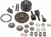 Differential Front/Rear 43T spiral type
