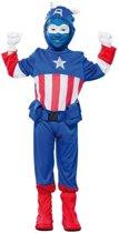 Blauwe Kapitein 4-6 jaar (110-120 cm)