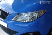 Motordrome Koplampspoilers Seat Ibiza 6J 3/5-deurs & ST 2008-2017 (ABS)